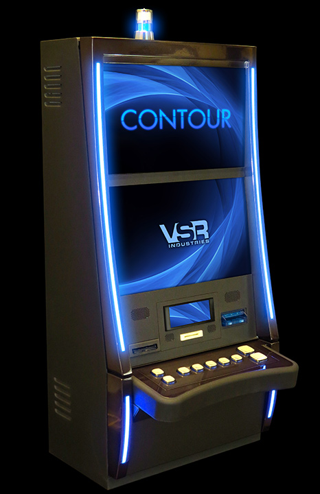 Gitchi Gaming equipment solutions - Contour Cabinets